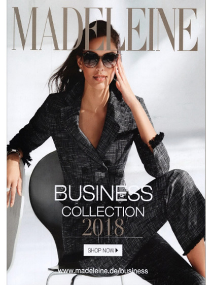 Madeleine. Business Collection