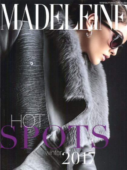 Madeleine. Hot Spots